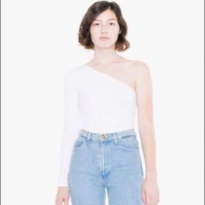American Apparel 2x2 Luna Top
